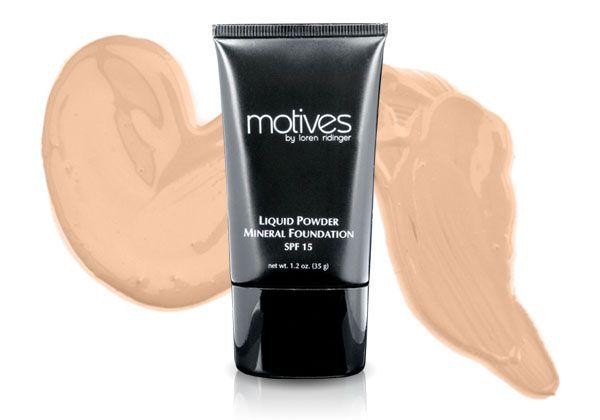 Motives® Liquid Powder Mineral Foundation.SPF 15